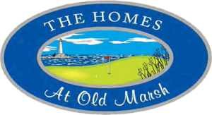 the homes at Old Marsh in Wells, Maine