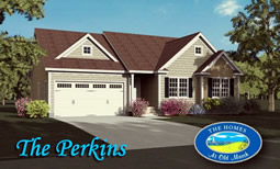 The Rockland house plan - the homes at Old Marsh