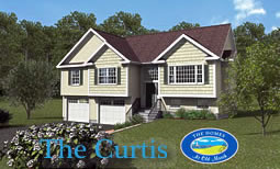 The Curtis. Click on the house for plans.